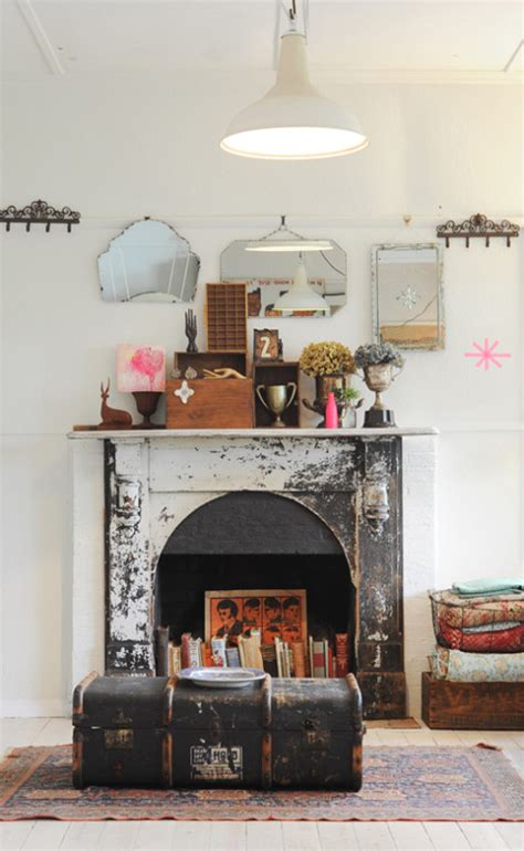 15 beautiful diy ideas for your fireplace design sponge