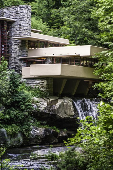 falling waters house falling water kaufman house by rubrduk on deviantart