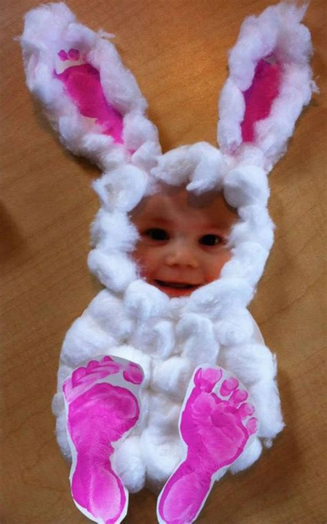 easter bunny crafts for 40 simple easter crafts for one project