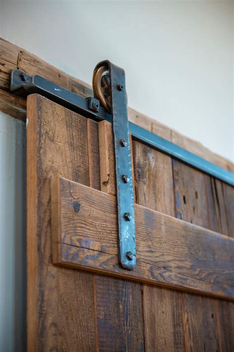Barn Door Slide Hardware Metal Hardware Forged Craftsmanship Custom Design Antique Door Hardware