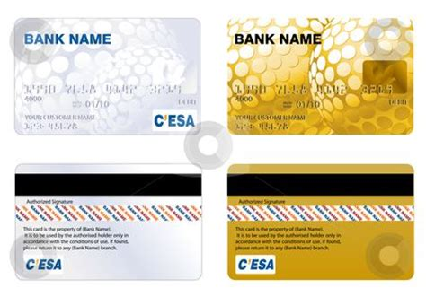 Credit Card Template Front And Back Pin By Terry Pelle On For