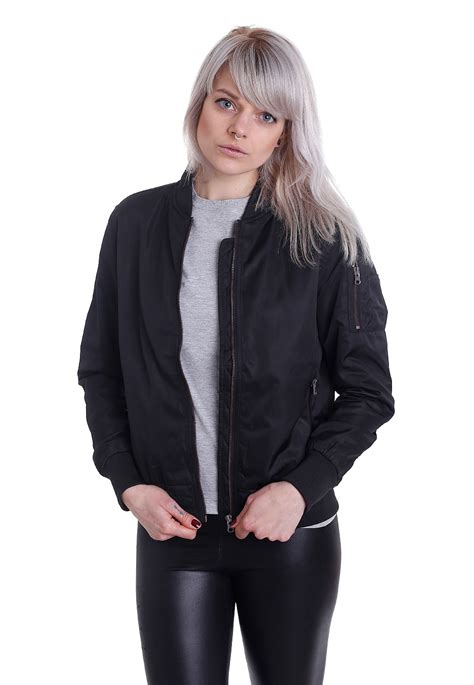Gazr R Bomber Black Jacket For classics twill bomber black black jacket streetwear shop impericon worldwide