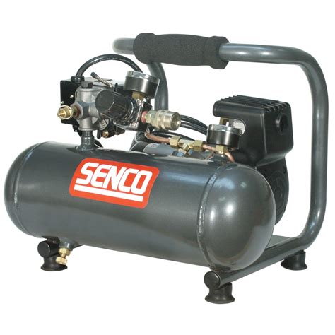 shop senco 1 gallons 115 volt electric air compressor at lowes