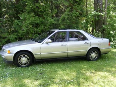 books on how cars work 1992 acura legend electronic throttle control purchase used 1992 acura legend ls sedan in petoskey michigan united states for us 2 350 00