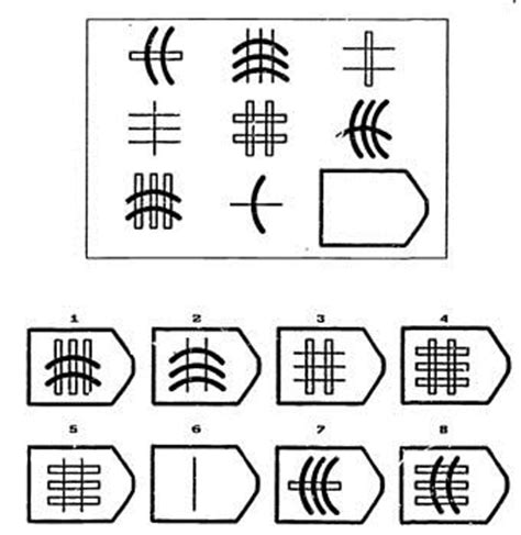 pattern recognition test iq 17 best images about tesztek on pinterest kindergarten
