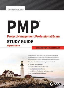 pmp project management professional review guide books pmp project management professional study guide 8th