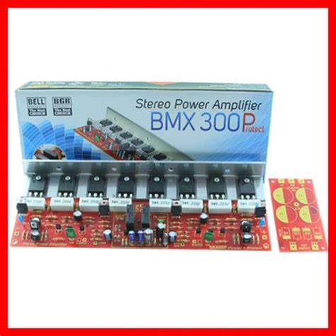 Kit Bifet By Harco Audio by Jual Kit Bmx 300 P Harco Audio