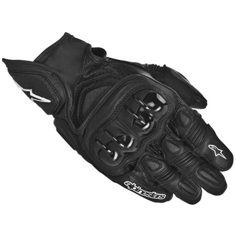 Sarung Tangan Alpinestar alpinestars gpx leather gloves black