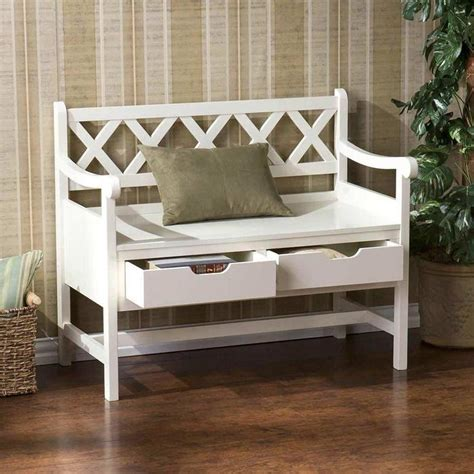 small bench pillow entryway bench with backrest modern foyer bench with wall