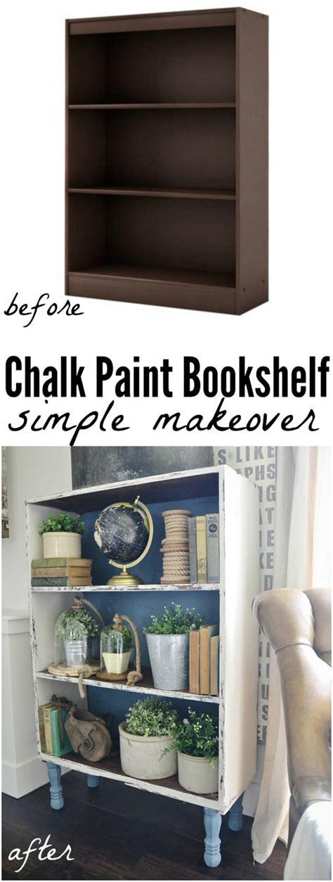 Chalk Paint Bookcase 16 More Diy Chalk Paint Furniture Ideas Diy Projects Do It