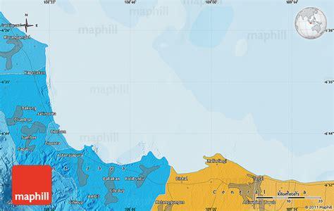 political map  cirebon
