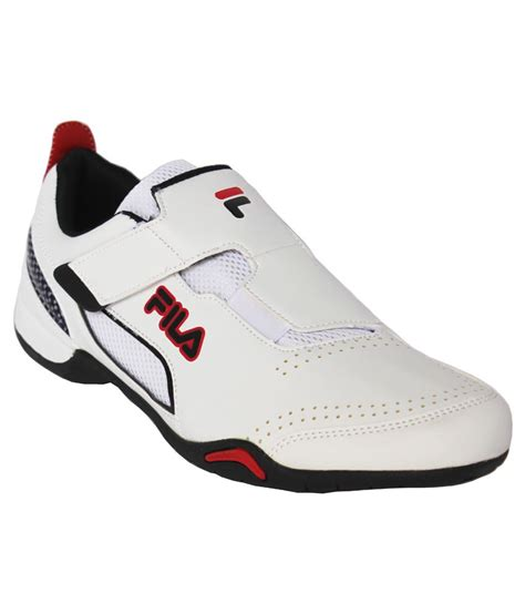sports shoes with velcro fila white velcro running sports shoes price in india buy