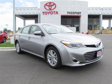 High End Toyota Drive In Luxury You Can Afford The 2015 Toyota Avalon