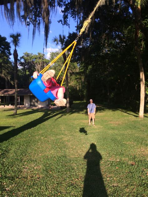 doodle slumber swing i m grateful for gracious neighbors with epic tree
