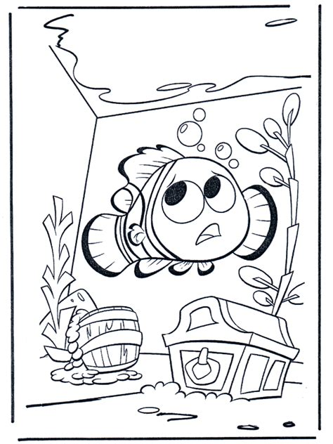nemo coloring pages to print free coloring pages of nemo