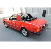 1979 Lancia Beta Zagato Spider  Classic Italian Cars For Sale