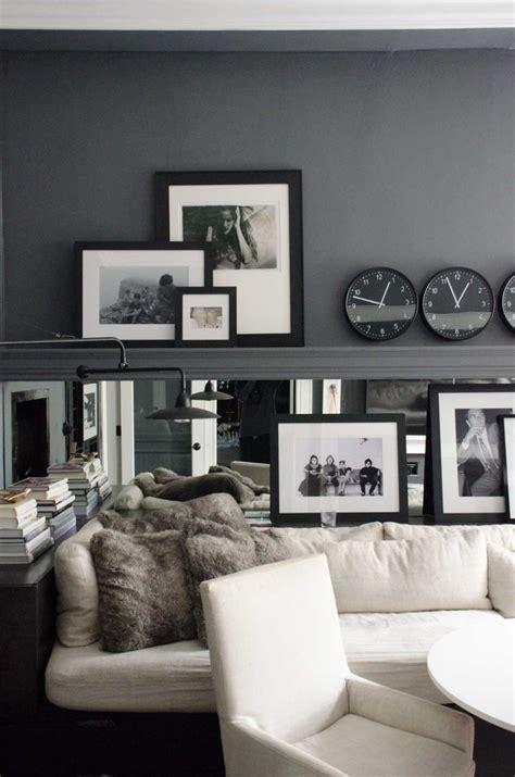 black wall paint paint it black 15 bold and beautiful dark walls design