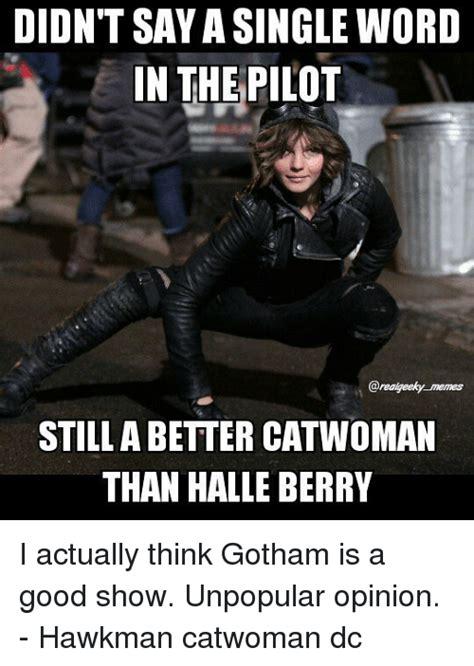 Lesbian Cat Meme - 25 best memes about catwoman dc catwoman dc memes