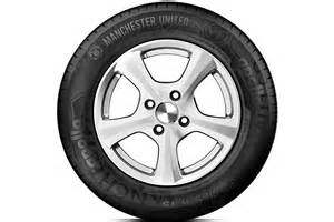 Car Tyres New Manchester United Car Tyre Rolled Out Motoring Research