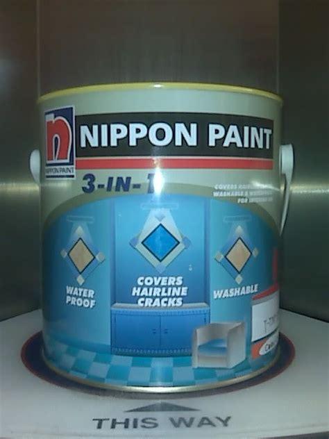 Merk Cat Tembok Anti Noda istana bangunan paint sundries