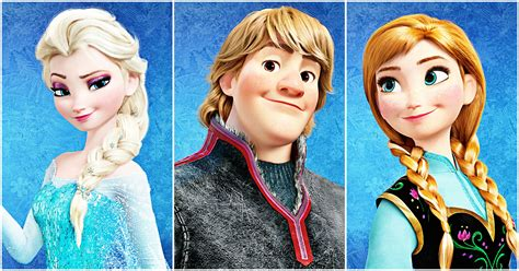 frozen film real life real life disney characters