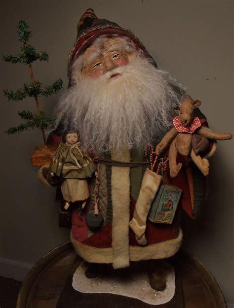 Handmade Santa Claus Dolls - 950 best the jolly images on papa noel