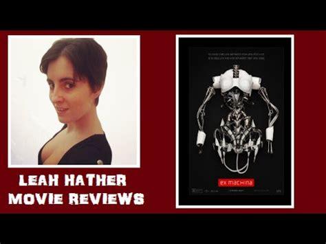 ex machina film review ex machina movie review youtube