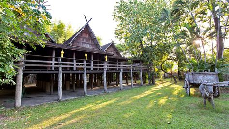 thai homes old chiangmai step back into traditional lanna thai culture