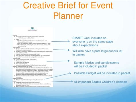 mock communications profile of seattle children s hospital