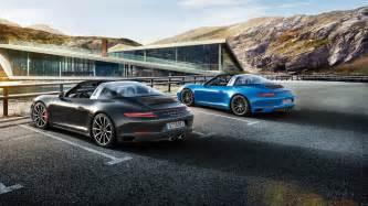 Porsche Tacoma 2016 Porsche 911 Targa Available In Tacoma 171 Larson