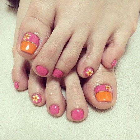 pedicure trends 2014 20 easy simple toe nail art designs ideas trends