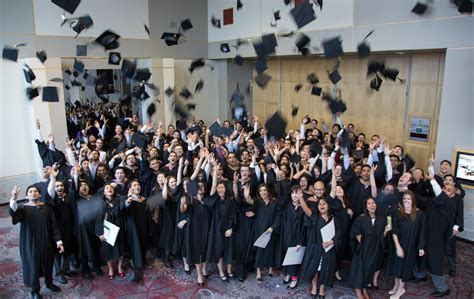 Mba Convocation by A Global Classroom International Mba Grads Their