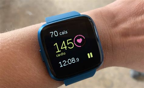 fitbit versa lite smartwatch  heart rate monitor review  buy blog