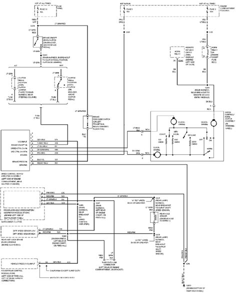 1997 ford f350 system wiring diagram service