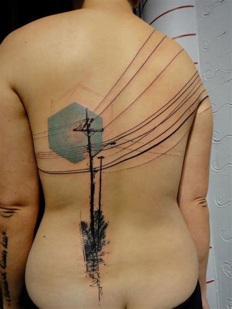 xoil tattoo gorgeous modern graphic tattoos photos posted by mike