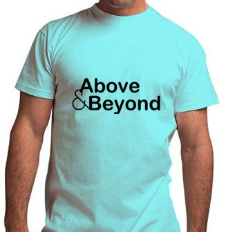 Above Beyond 7 T Shirt Size S 187 above and beyond tshirt trance techno mens t shirt