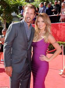Mike Modano Will Soon Be Sleeping In Nicoles Bed by Willa Ford Is Expecting Child With Nfl Husband