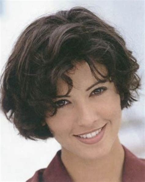 thick wavy hairstyles short hairstyles  thick wavy