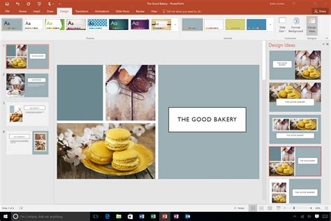 Powerpoint Designer What S New And What S Next Office Blogs New Design For Powerpoint