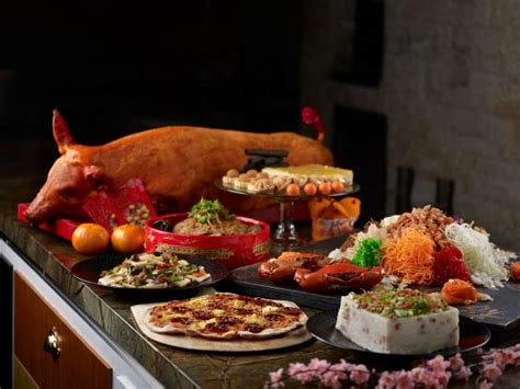 new year food buffet best new year buffet deals in singapore 2017