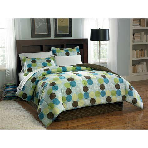 polka dot comforter colormate dori polka dot complete bed set shop your way