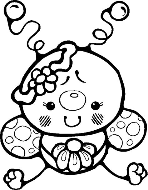 garden bugs coloring pages garden bug coloring pages