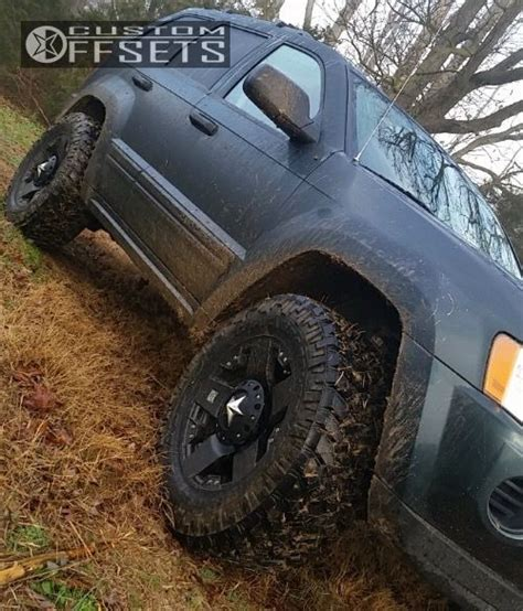 2005 Jeep Grand Leveling Kit 2005 Jeep Grand Xd Rockstar Country