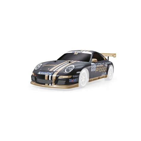 Tamiya Lexan Karosserie Lackieren tamiya 1 10 lexan karosserie porsche 911 gt3 cup vip 2007