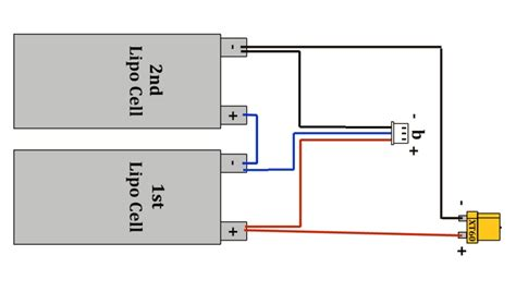 lipo battery charger circuit diagram wiring diagram for lipo balance charger get free image