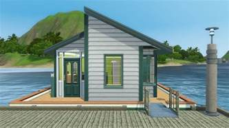 Mini Homes Mod The Sims Micro Mini Home On The Water