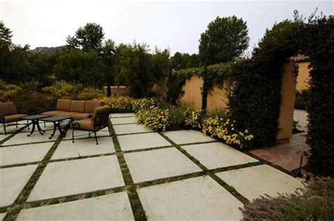 Patio Designs With Concrete Pavers Concrete Paving Los Osos Ca Photo Gallery Landscaping Network