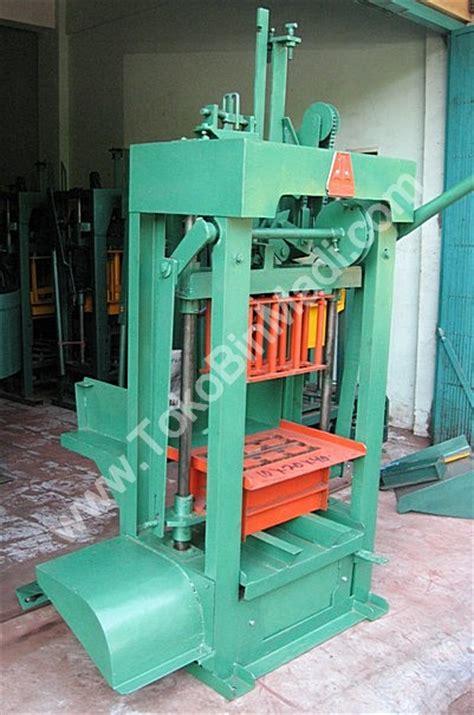 Harga Cetakan Batako Tumbuk toko quot bin madi quot penjualan alat cetak mesin paving