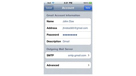 set password on iphone how to change your email password on your iphone kualo limited