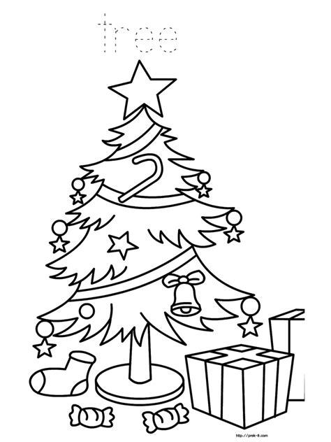 malvorlagen fur kinder ausmalbilder weihnachtsbaum